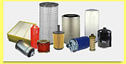 Luchtfilters, brandstoffilters, oliefilters, cabine filters, hydrauliekfilters, luchtdrogers....
